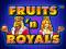 Игровой аппарат Fruits Аnd Royals
