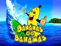 Бесплатный игровой аппарат Bananas Go Bahamas онлайн
