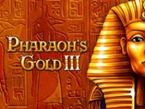 Бесплатный гаминатор Pharaohs Gold III