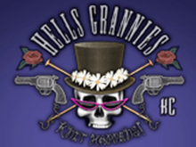 В виртуальном казино играть на деньги в Hells Grannies