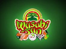 Реальные выплаты в азартной игре с Wasabi-San