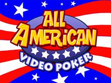 На игровом портале играть на деньги All American Poker