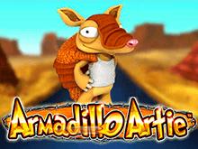 Слот Armadillo Artie от Novomatic с игрой на деньги в онлайне