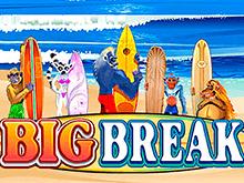 Онлайн-автомат Big Break в мобильном казино