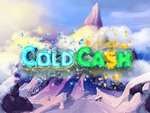Играйте онлайн в Cold Cash в мобильном казино