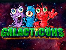 Galacticons - играть онлайн в мобильном казино