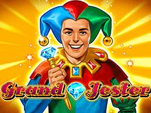 Игра в автомат Grand Jester в мобильном казино