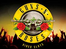 Играть онлайн в мобильном казино в автомат Guns N' Roses